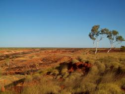 This one is so unmistakably Australian - I took it at one of the stops we made on our round-Australia school camp. It was incredibly humbling just how expansive and isolated the places we went were - not a soul for hundreds of kilometres.